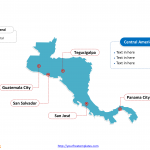 central_america_outline_map