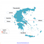 greece_outline_map