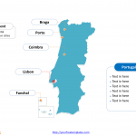 portugal_outline_map