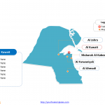 Kuwait_Outline_Map