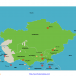 Central_Asia_Map_with_neighboring_country_Capitals_and_cities