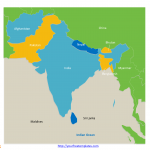 South_Asia_Political_Map_with_country_names