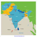 South_Asia_Political_Map_with_major_capitals_and_cities