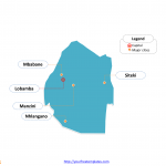 Swaziland_Outline_Map