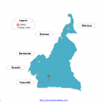 Cameroon_Outline_Map