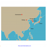East_Asia_Outline_Map