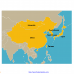 East_Asia_Political_Map