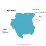 Suriname_Outline_Map