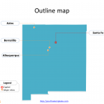 New_Mexico_Outline_Map