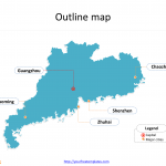 Guangdong_Map_Outline