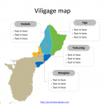 Guam-Map-with- Village