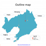 Liaoning-Map